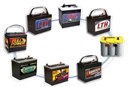 Vida Útil da Bateria  |