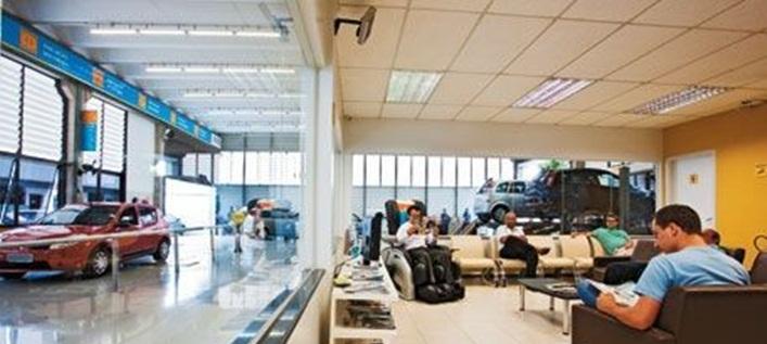 Inovando para conquistar clientes oficinas modernas est o for Oficinas modernas 2016